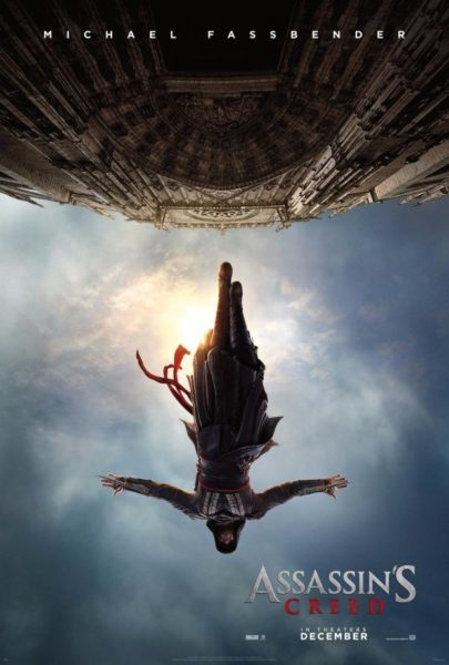 Assassin's creed poster du film