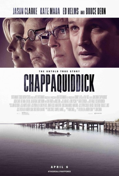 Chappaquiddick Film Poster