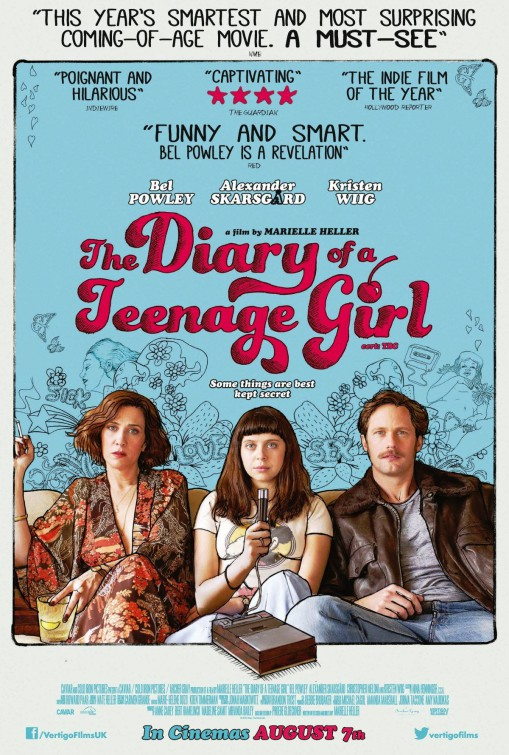 diary_of_a_teenage_girl_bluish poster