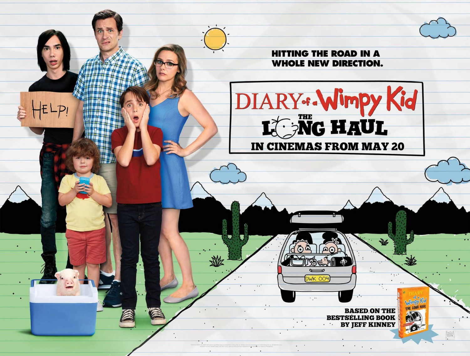 Image result for 'Diary of a Wimpy Kid: The Long Haul' movie