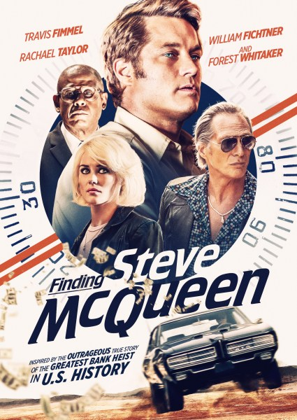 Finding Steve Mcqueen Movie Poster