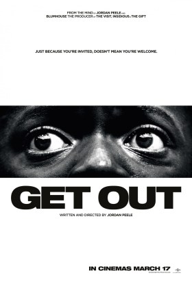 Get Out New Poster