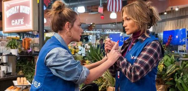 Leah Remini and Jennifer Lopez - Second Act movie