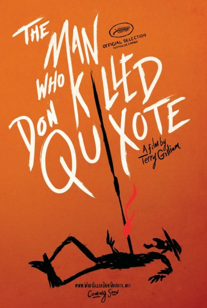 The Man Who Killed Don Quixote New Poster