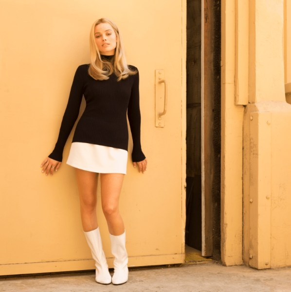 Margot Robbie - Once Upon A Time In Hollywood