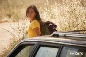 Natalia Reyes as Dani Ramos - Terminator Dark Fate