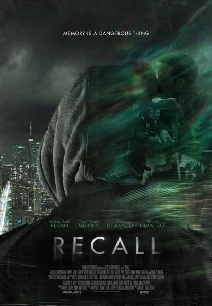 Recall Movie Poster