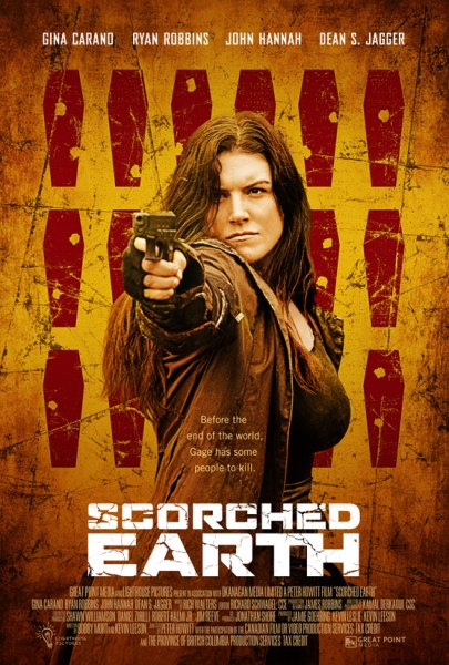 Scorched Earth movie