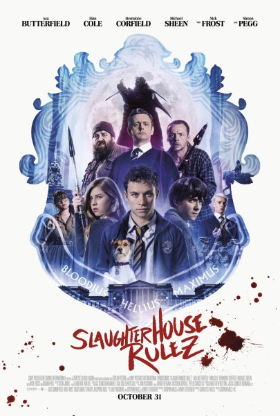 Slaughterhouse Rulez Movie Poster