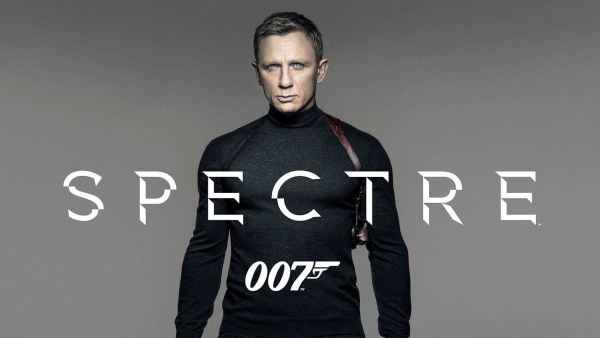 Spectre the movie with Putin