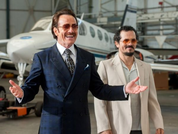 The Infiltrator - Bryan Cranston and John Leguizamo