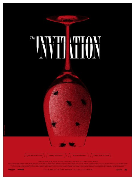 The Invitation Mondo poster