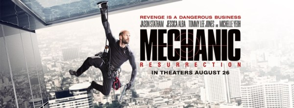 the mechanic resurrection - statham