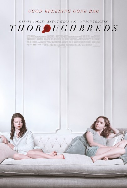 Thoroughbreds New Movie Poster