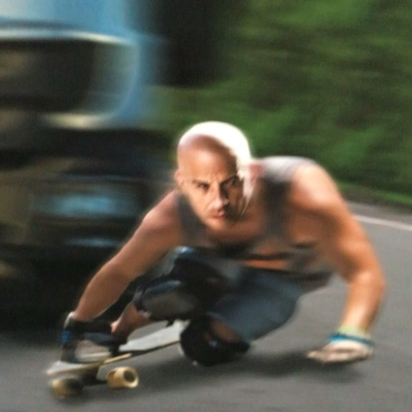 xXx 3 Concept Art - Long Board Scene