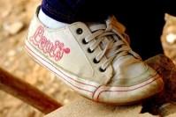 子供靴はブランドによってサイズが違うらしいと話題に