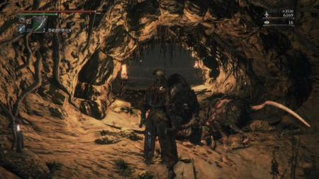 祭祀者の骨の刃 アイテム Bloodborne ブラッドボーン