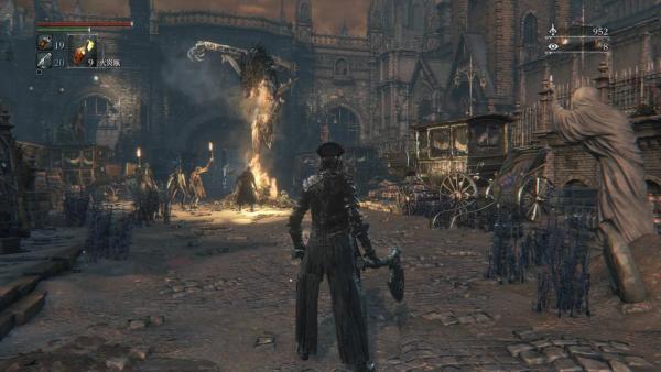 焚き火 ブラッドボーン Bloodborne
