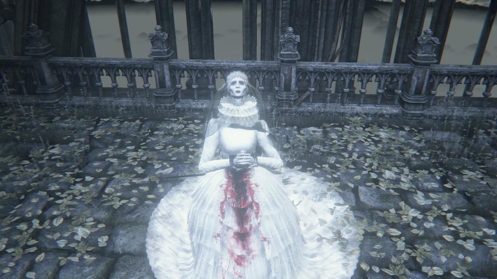 【ブラッドボーン】そういや乳母のメルゴーまえの白い亡霊なんだったの?【Bloodborne】