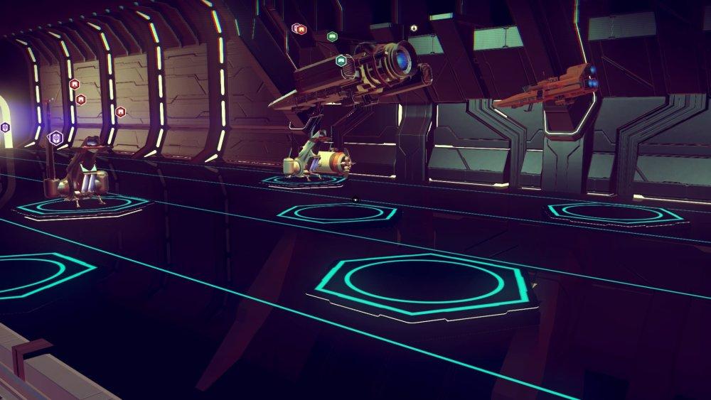 宇宙船 ノーマンズスカイ