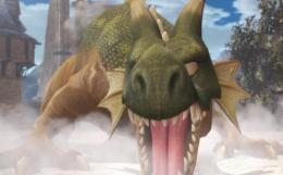 ドラゴン ドラゴンクエストヒーローズ