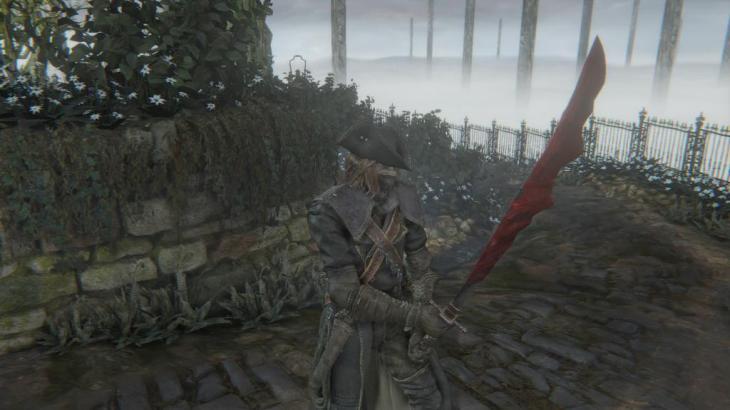 【ブラッドボーン】千景使ってる奴のステ振り教えてくれー【Bloodborne】