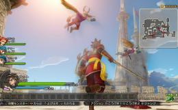 飛翔モンスター ドラゴンクエストヒーローズ