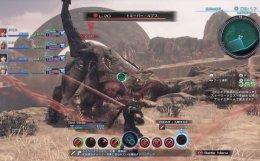 戦闘 ゼノブレイドクロス XenobladeX