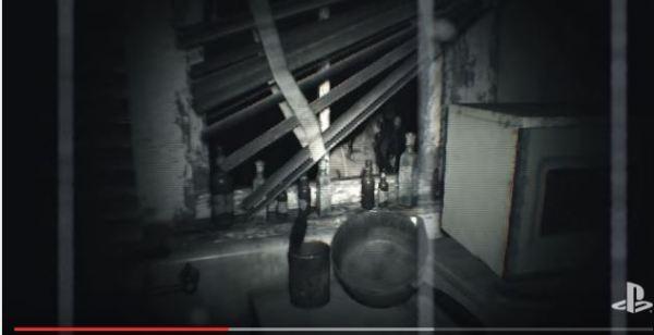 幽霊の場所 キッチン バイオハザード7