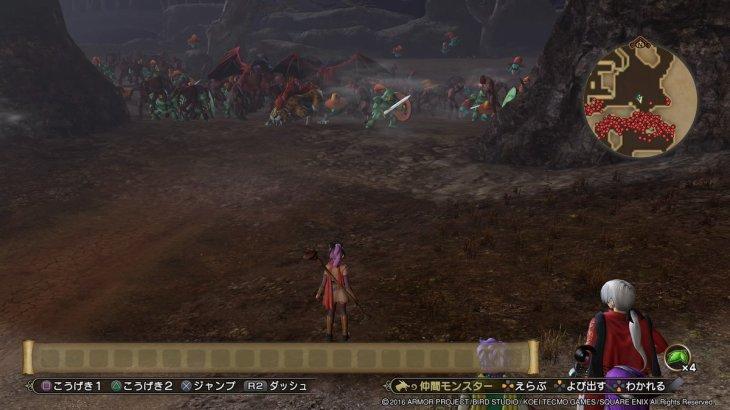 【DQH2】敵を無限増殖でレベル上げVer1.4で可能【ドラゴンクエストヒーローズ2】