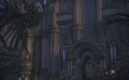 アメンドーズとオドン教会 Bloodborne ブラッドボーン