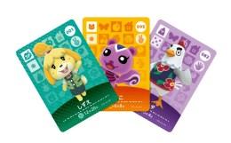 どうぶつの森ハッピーホームデザイナー カード型amiibo