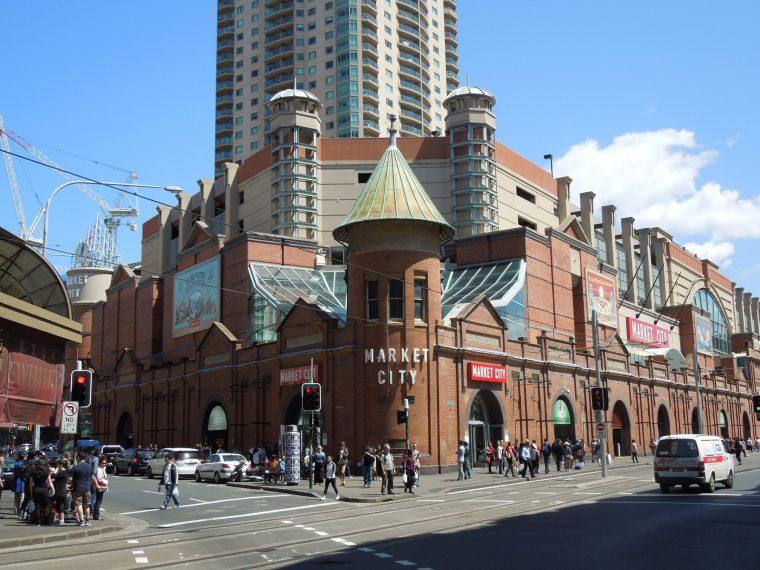 Shopping Sydney