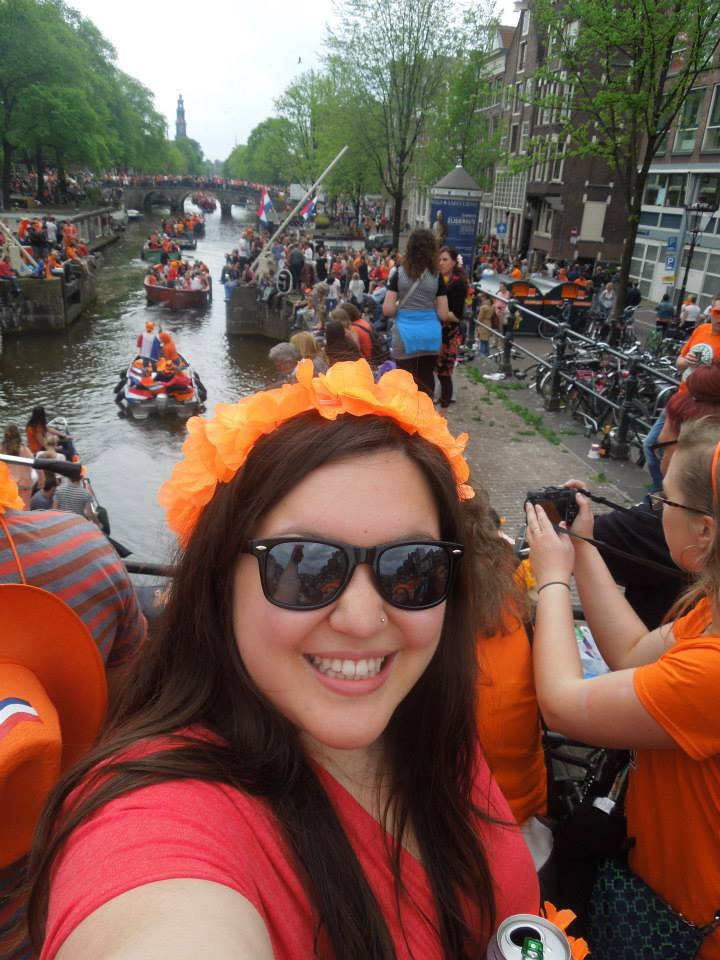 Adventures back in Amsterdam