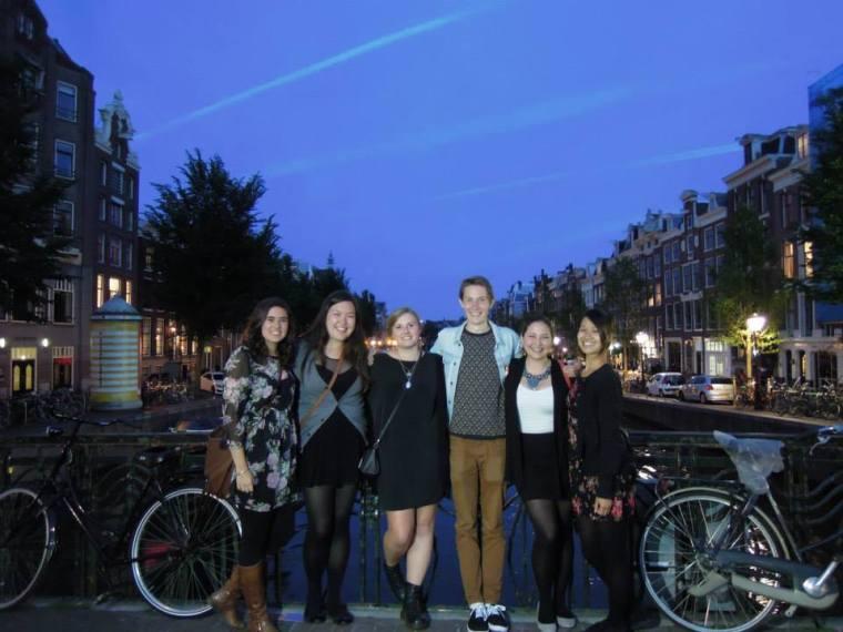 Amsterdam: Doei En Dank U Wel!