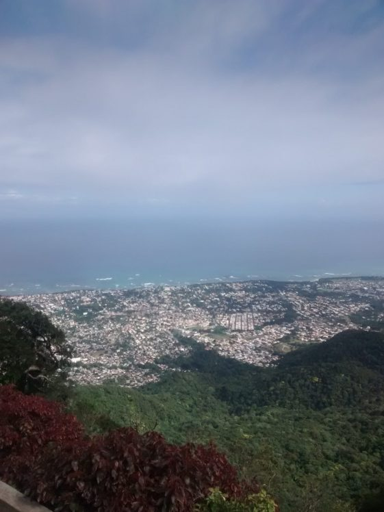 The views of Puerto Plata