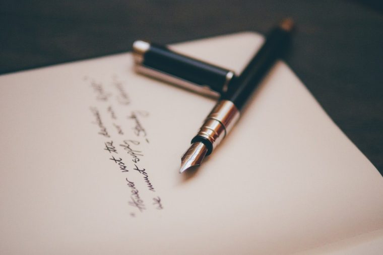 I Used to Write