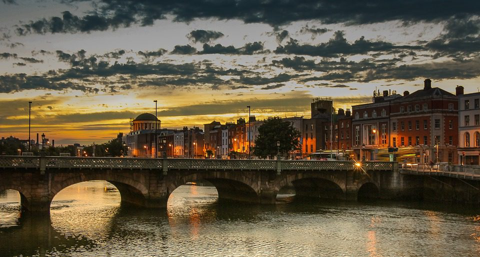 dublin ireland itinerary