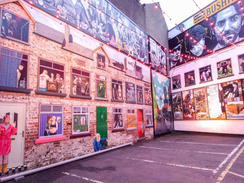 How to spend 24 hours in Belfast - street art
