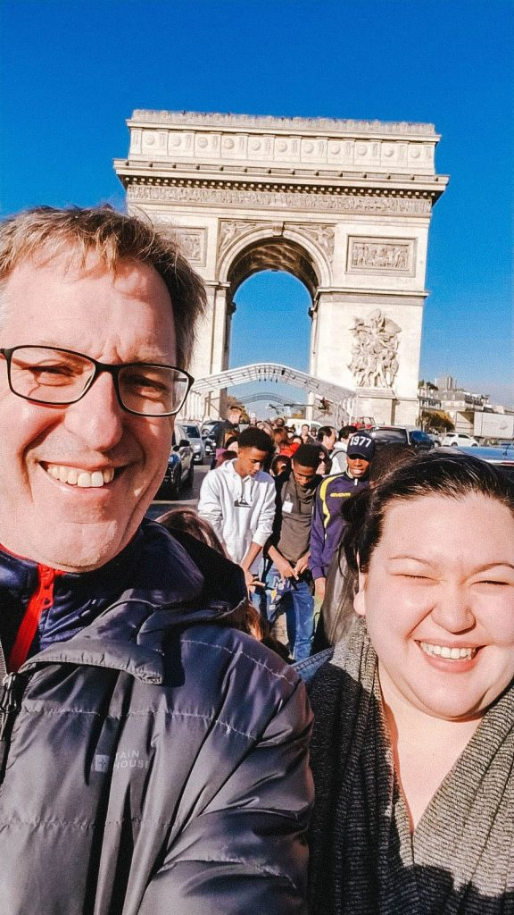 I recently got to take my dad on his very first trip to Europe and I realized how much I love travelling with my dad! #travel #fathers #daughters #familytravel