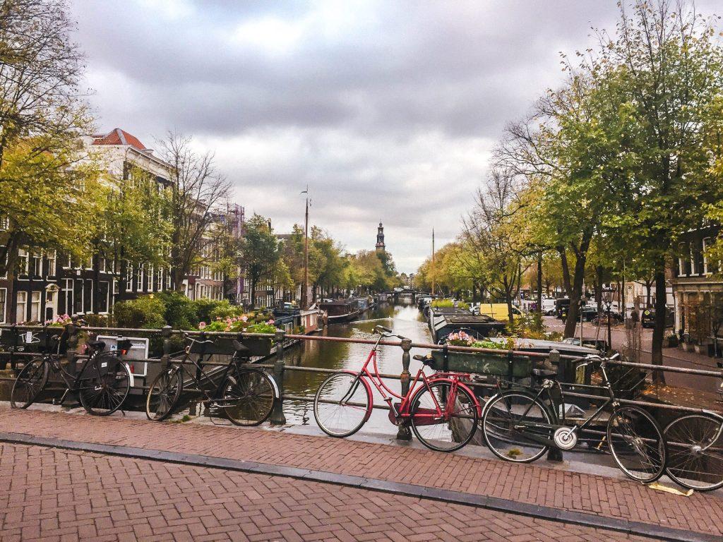 Amsterdam first solo trip