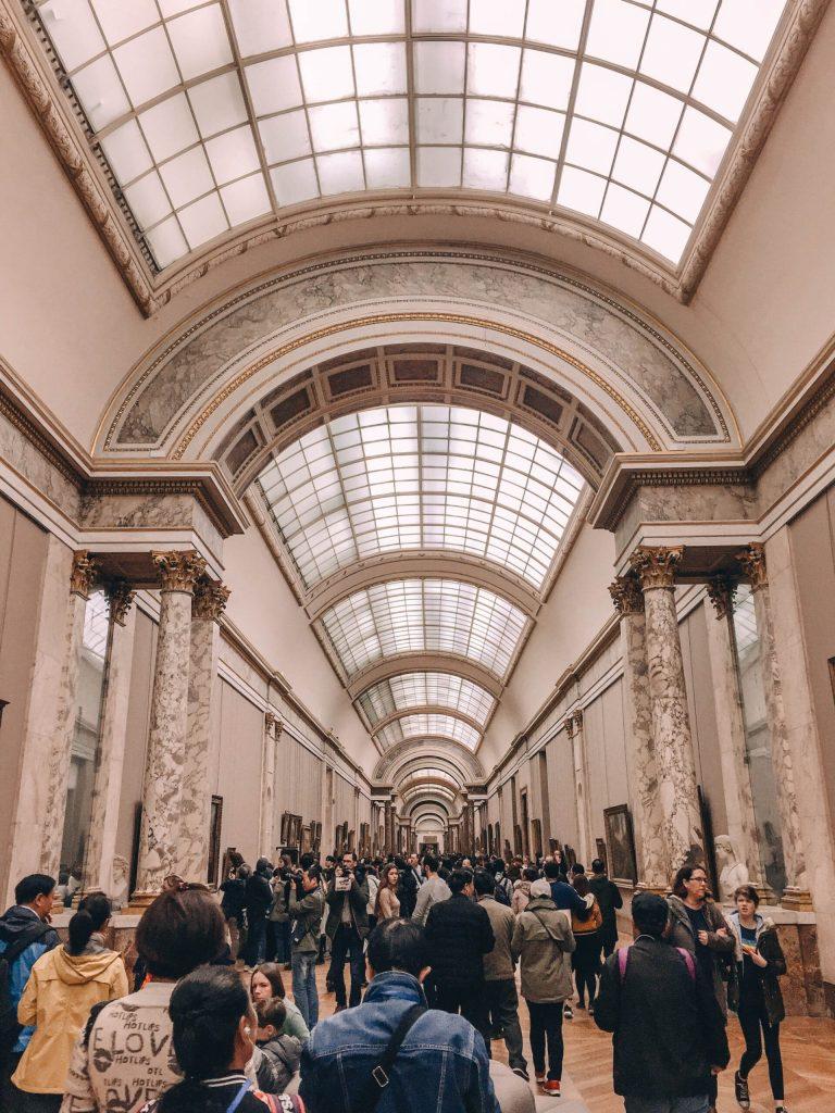 Louvre - 2 days in Paris