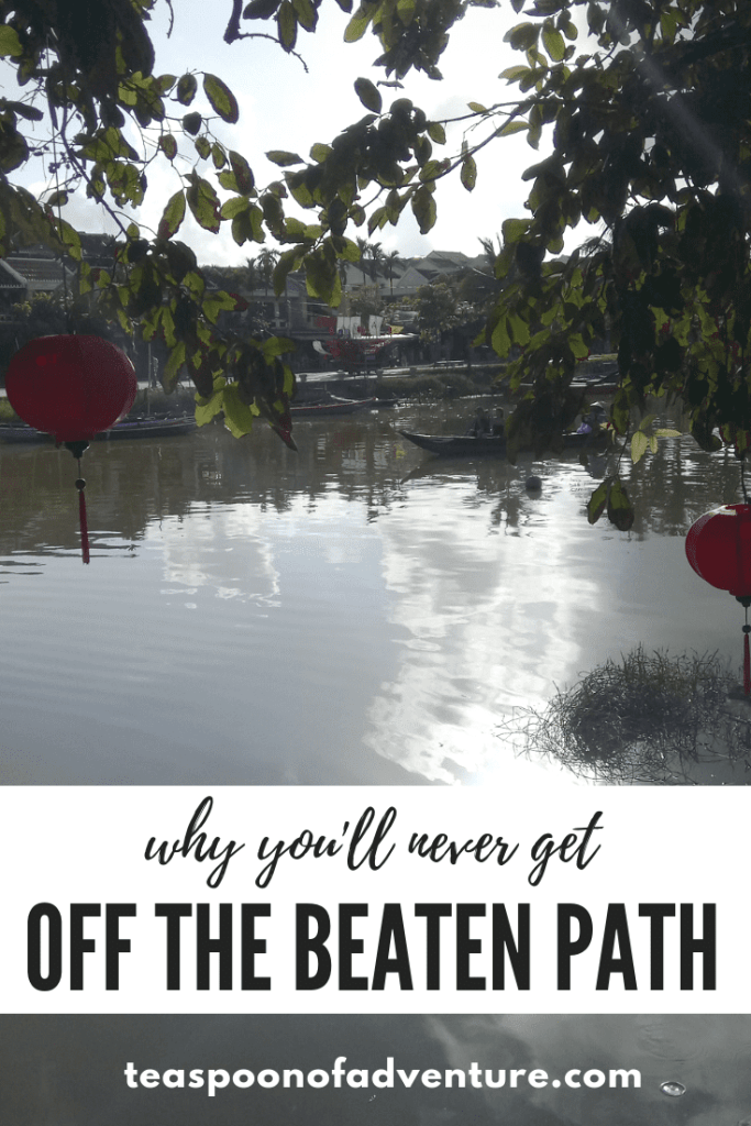 Everyone wants to get off the beaten path these days. But what does that even mean? And more importantly, does it even exist? #offthebeatenpath #travel