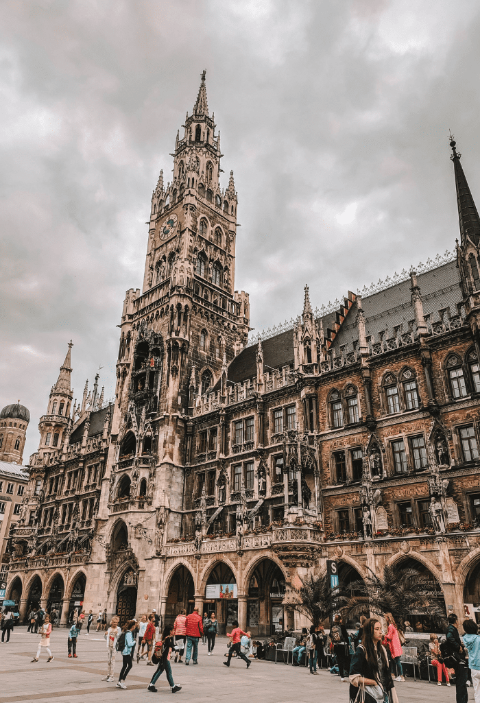 A Low-Key Visit to Munich
