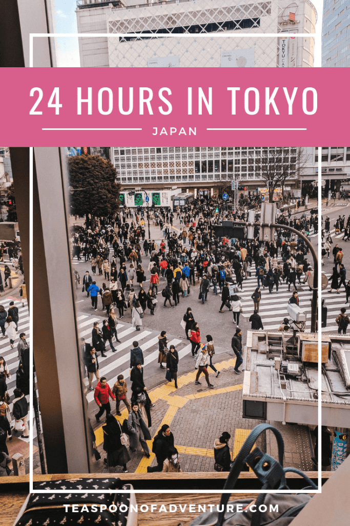 How to spend 24 hours in Tokyo! #travel #tokyo #japan #traveltips