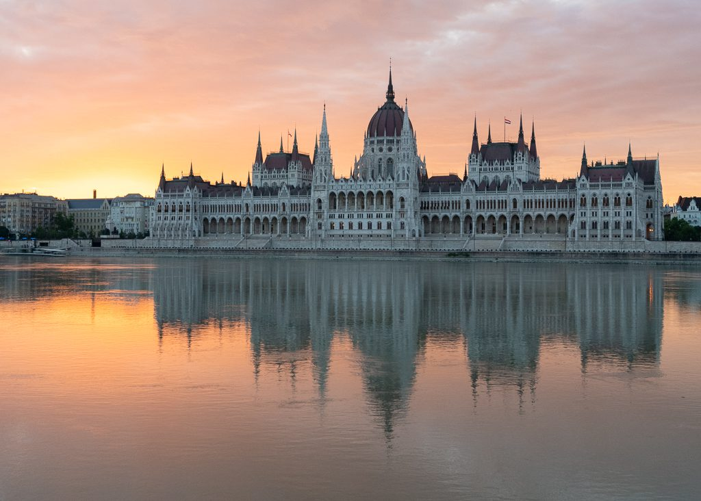Budapest - first solo trip