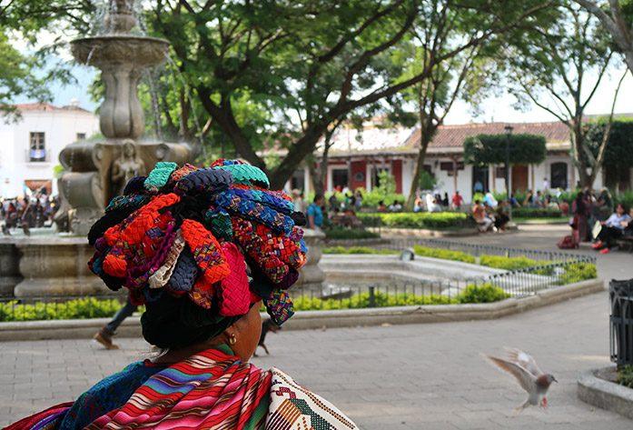 Guatemala - first solo trip