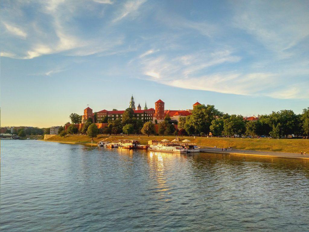 Krakow - first solo trip