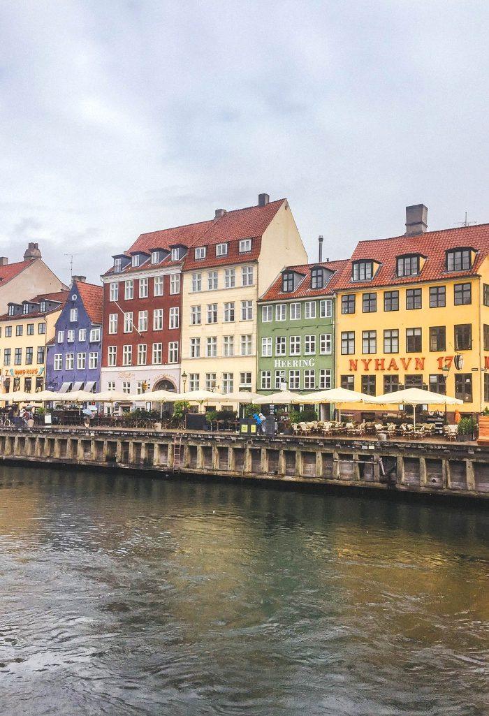 A Rainy Day in Copenhagen