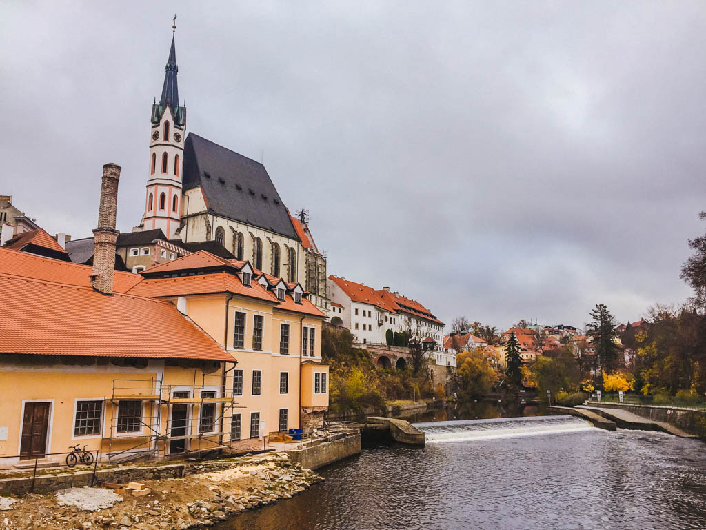 Views of Cesky Krumlov